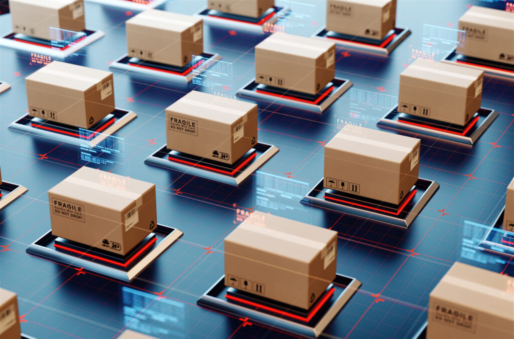 Block-chain benefits in foreign trade