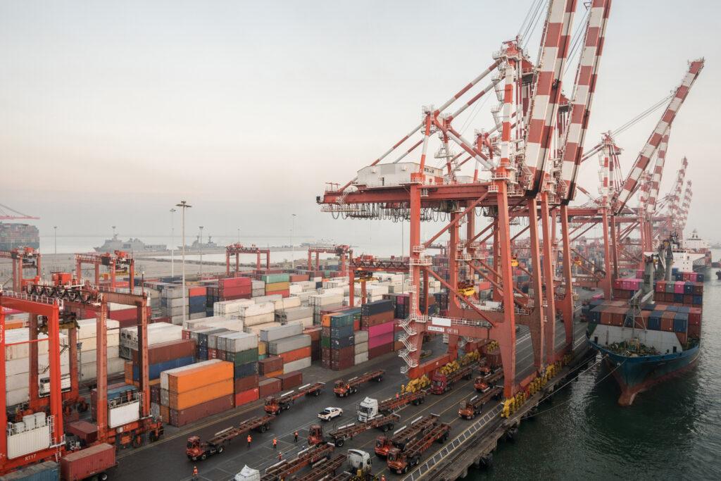 Sri Lanka harbors have big maritime ambitions
